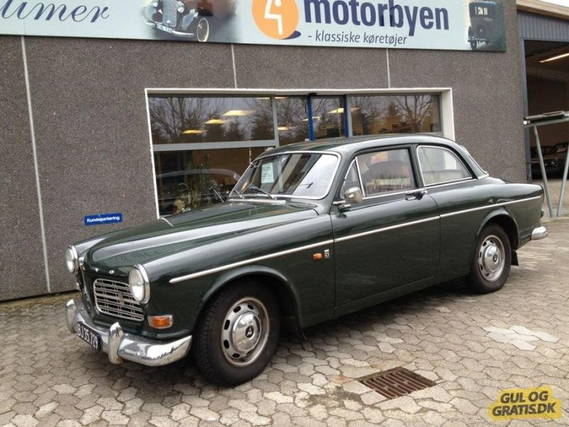 Volvo Amazon 1970 Dark green (94)