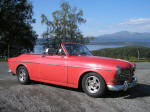 Volvo Amazon convertible