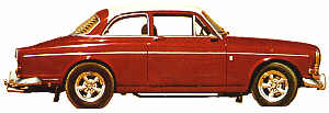 Volvo Amazon Picture Gallery