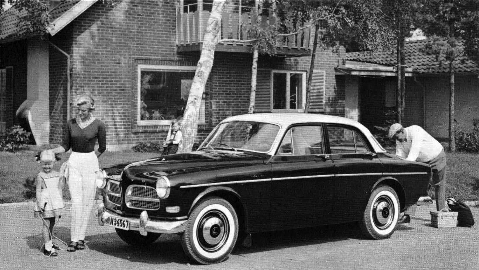Volvo Amazon Picture Gallery An Independent Website With Photos Cigar Lighter Wiring Diagram For 1957 1959 Studebaker Truck Chassis Number Database