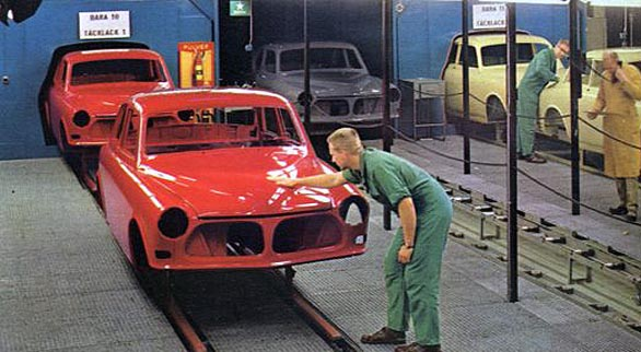 63aba2b8ed9e Volvo Amazon Picture Gallery - an independent website with photos ...